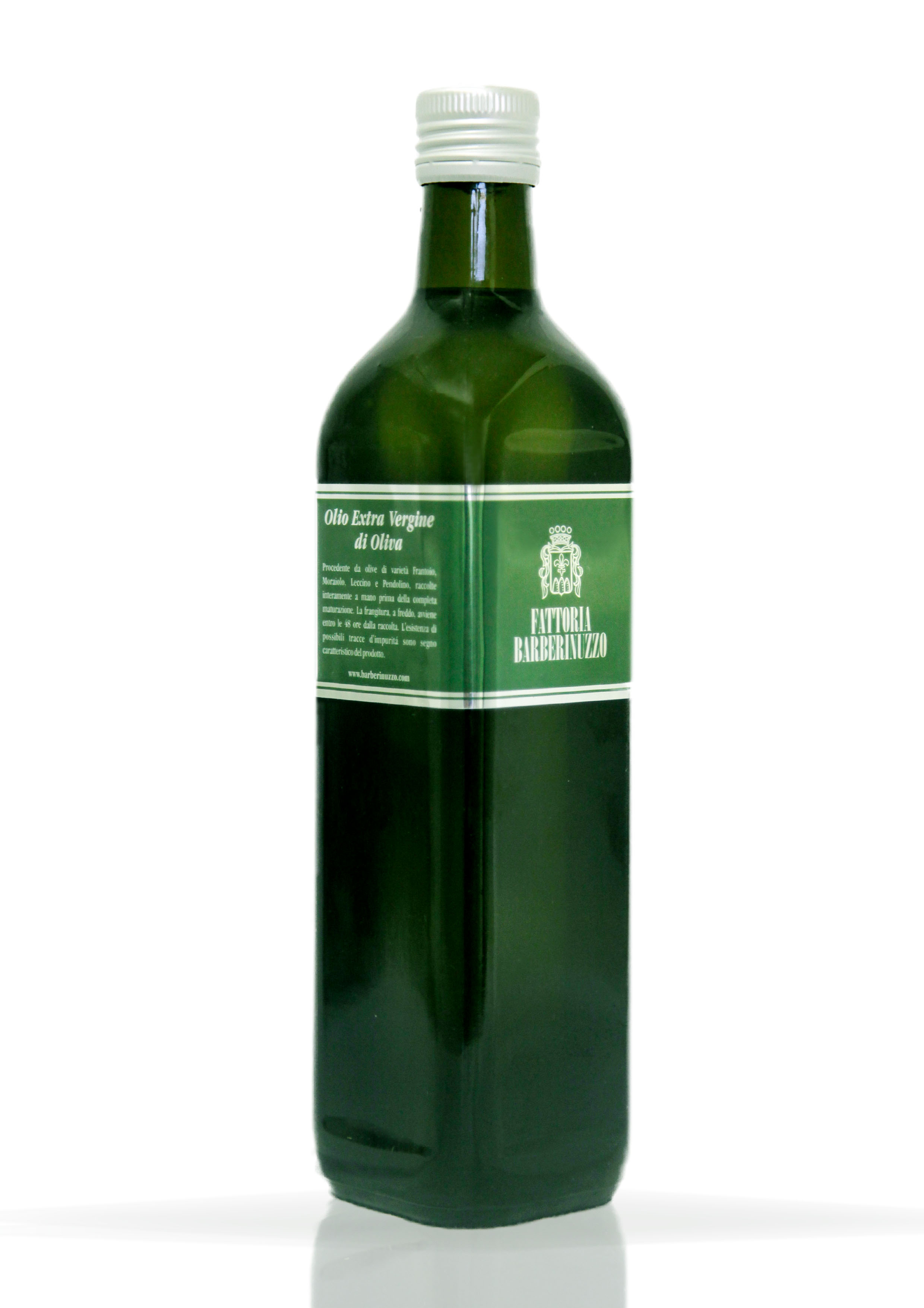Tuscan Extra Virgin Olive Oil, Green Label, 75cl  Sold in packs of 6  Price  per bottle 19 5€